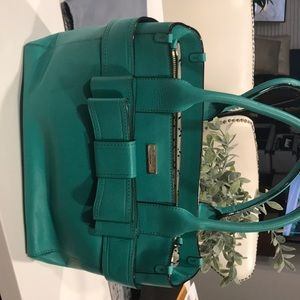 Kate Soade light green purse